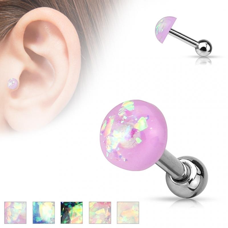 Ohrring verschluss kugel