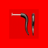 Fake Taper Tunnel - Plug Expander Ohrring Piercing...