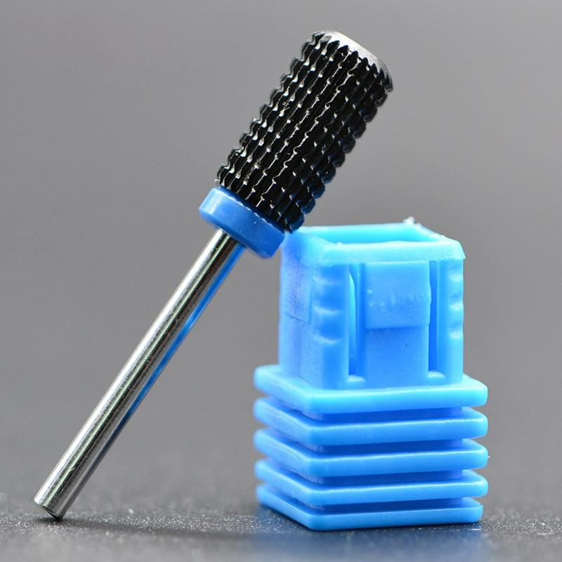 nagel fr ser nagelfr se keramik schwarz oder blau bit zylinder aufs 11 99. Black Bedroom Furniture Sets. Home Design Ideas